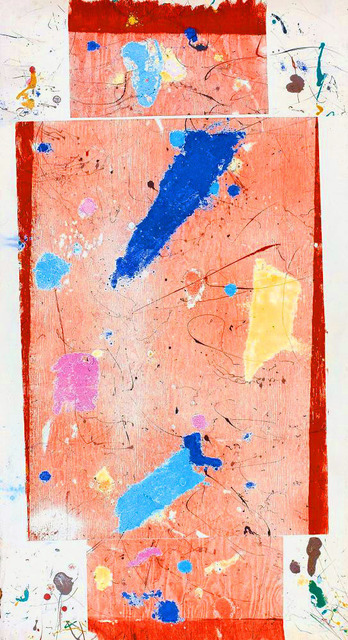 Sam Francis, 'Untitled', 1982, Masterworks Fine Art
