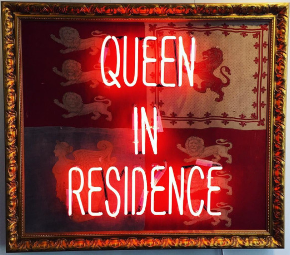 , 'Queen in Residence ,' 2016, Imitate Modern