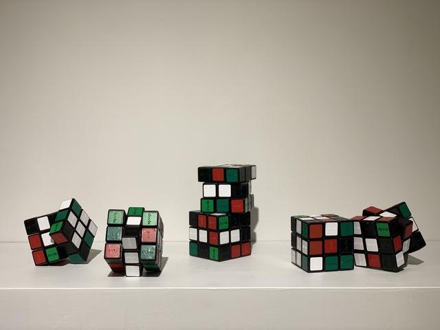 Yerbossyn MELDIBEKOV, 'Game', 2017, Rossi & Rossi