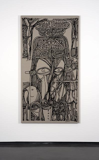 Ibrahim El-Salahi, 'Pain Relief', 2016-2018, Vigo Gallery