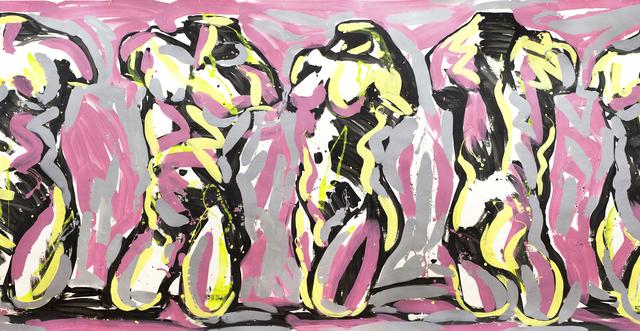 , 'Pink Frieze (Friso Rosa),' 1983, Cosmocosa