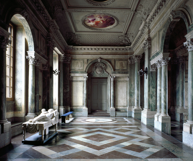 , 'Palazzo Reale III, Stoccolma,' 1998, Holden Luntz Gallery