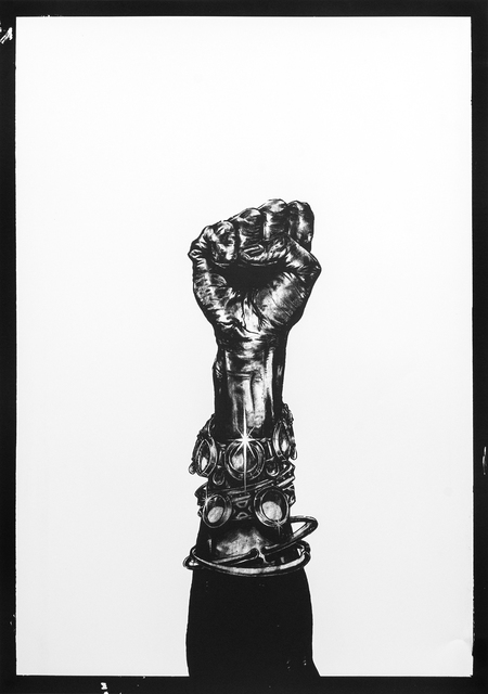 , 'Untitled (Fist),' 2016, Eclectica Galleries