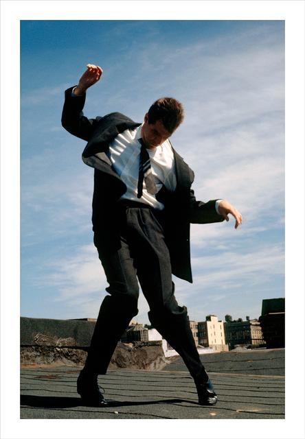 Robert Longo, 'Untitled (Men in the Cities - 5) ', 2005, Adamson Gallery