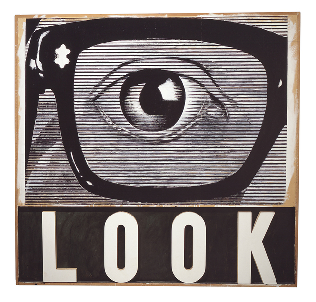 , 'Look!,' 1964, Walker Art Center