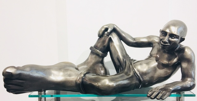 , 'Coolfoot 100,' 2018, Markowicz Fine Art