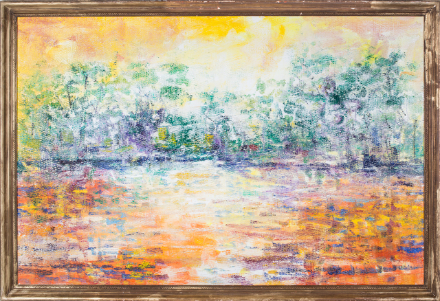 , 'Bayou Teche (warm),' , Russell Collection