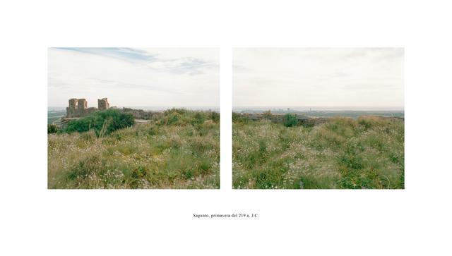 , 'Sagunto, primavera del 219 a J.C. (Seria Campos de batalia. España 1994-1996),' 1999, espaivisor - Galería Visor