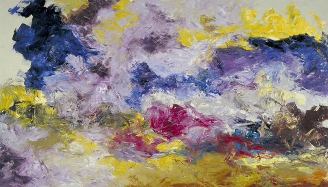 , 'Summer Study,' 1957, Anita Shapolsky Gallery