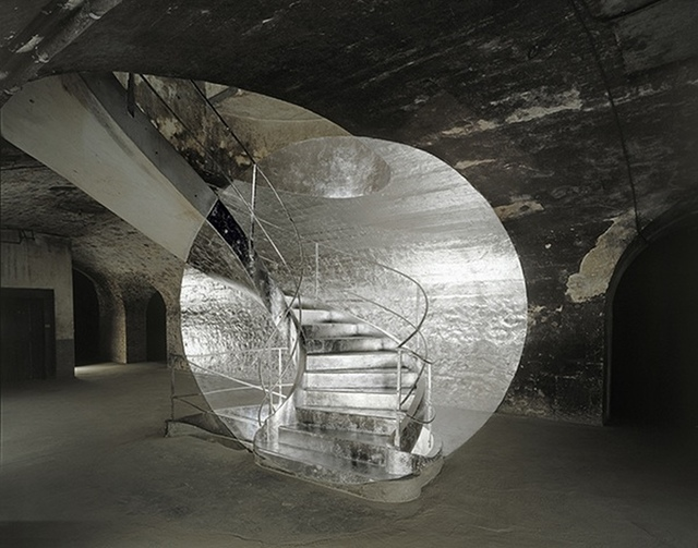 Georges Rousse, 'Reims', 2012, Photography, Silver print mounted on anti reflection Diasec, Wilde