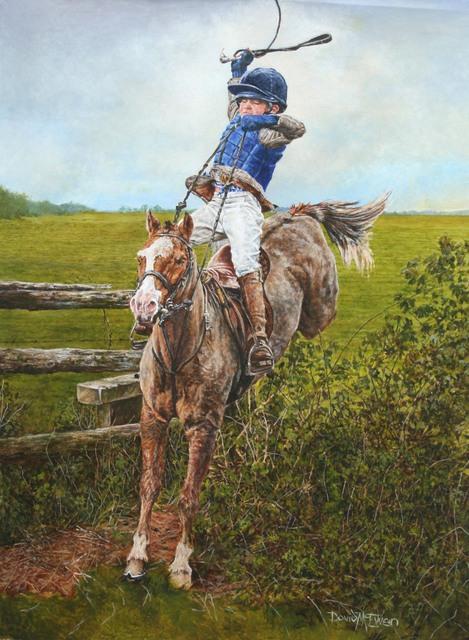 , 'Wild Rider,' 2015, Dog & Horse Fine Art