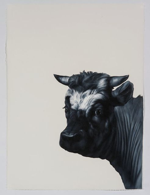 , 'Young Bull (after Potter),' 2016, Sears-Peyton Gallery