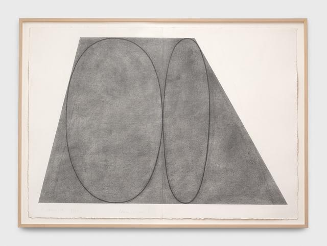 , 'Plane / Figure,' 1992, Simoens Gallery