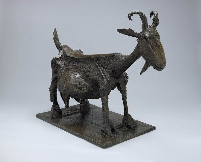 , 'She-Goat,' 1950, The Museum of Modern Art