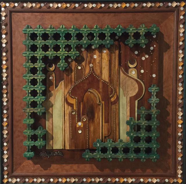 Ezat Batrawi, 'Untitled', Hafez Gallery