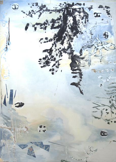 , 'Sky Blue,' 2017, Cross Contemporary Art