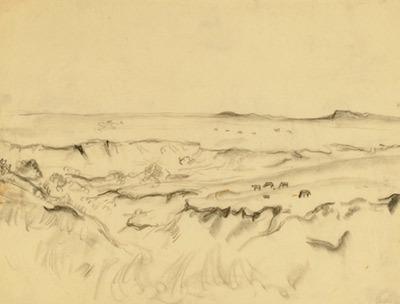 , 'Curry Ranch, Kansas No. 2,' 1930, Kiechel Fine Art