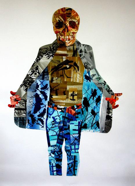 , 'Open Coat,' 2018, Russo Lee Gallery