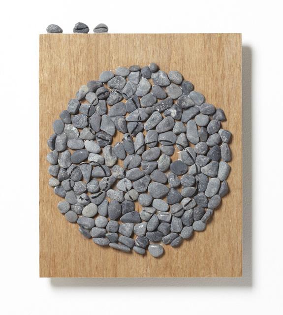 , 'Circular Accumulation of Stones,' 2001, Tomio Koyama Gallery