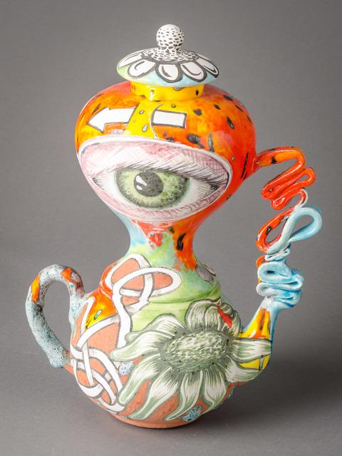 , 'Double Eye Teapot #2,' 2009, Hieronymus