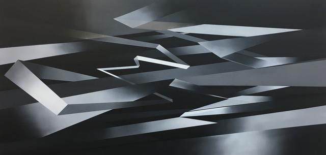 , 'Noir,' 2017, Jonathan Ferrara Gallery