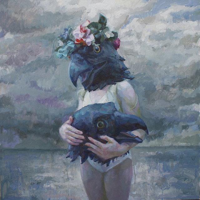 ", '""Loss"",' 2017, Maxwell Alexander Gallery"