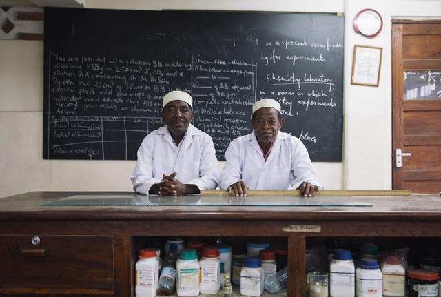 Zach Louw, 'Sunni Madressa Secondary School - Zanzibar', 2016, Museum of African Design (MOAD)