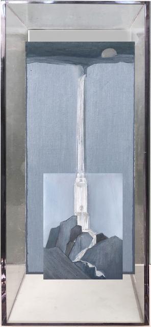, 'Waterfall Twists No. 1,' 2017, Galerie SOON