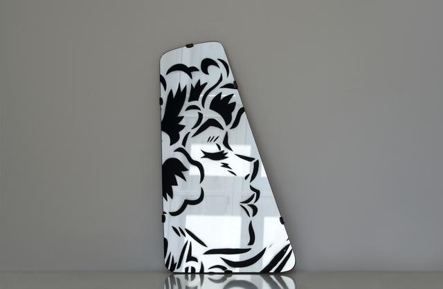 AIKO, 'Kiss (mirror)', 2014, MUCA