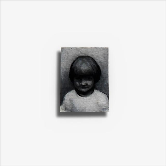 , 'Portrait 14,' 2017, bo.lee gallery