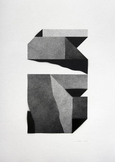 , 'Broken Sculpture Study,' 2016, MAGMA gallery
