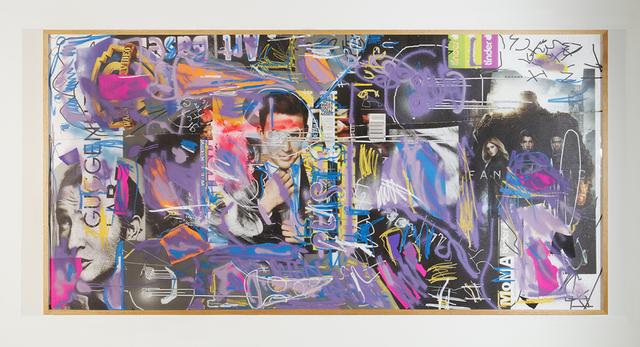 , '#instagramming,' 2016, Galería Tiro Al Blanco