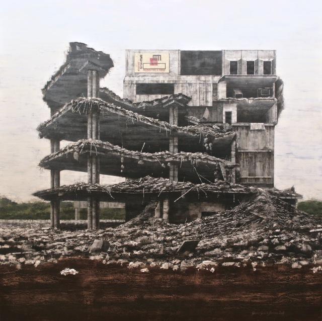 , 'Bauhaus I,' , Sala Parés