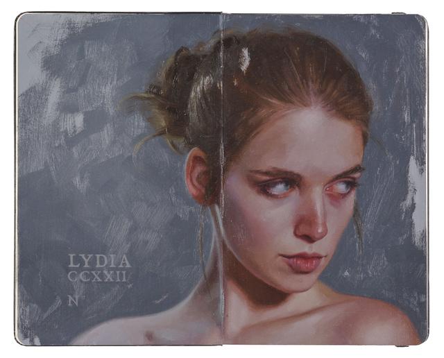 , 'Portrait of Lydia,' 2017, Spoke Art