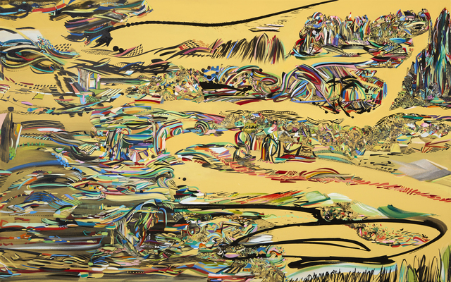 , 'Mindscape 2,' 2017, C24 Gallery