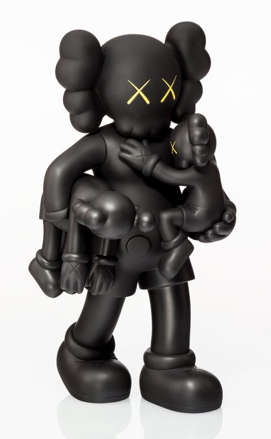 KAWS, 'Clean Slate (Black)', 2018, Heritage Auctions