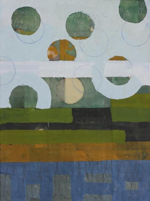 , 'Cumulous 3,' 2014, Susan Eley Fine Art