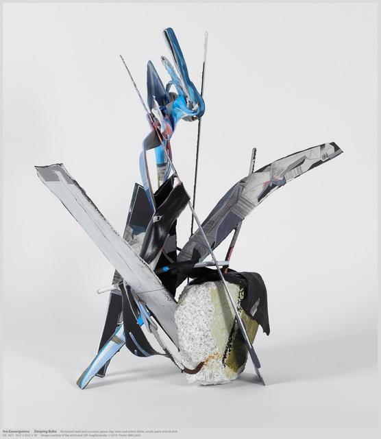 , 'Sleeping Baba,' 2015, Sophia Contemporary