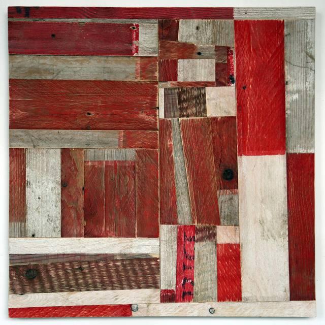 , '40 Streifen,' 2015, Christine König Galerie