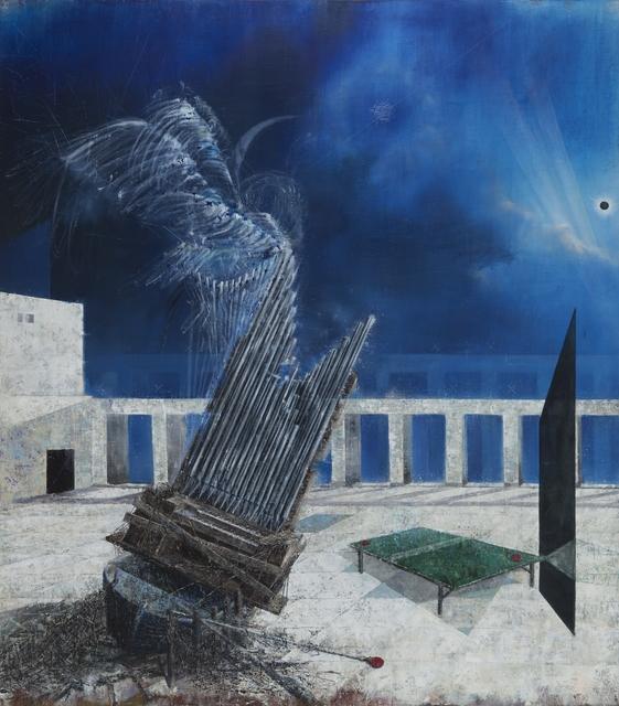, 'Zirrostrat,' 2016, Nicolas Krupp