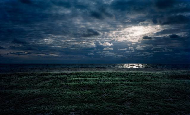 , 'Beach Marsh at Night,' 2009, Beck & Eggeling