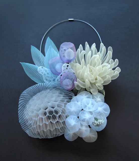 , 'Seascape necklace,' 2020, Micheko Galerie