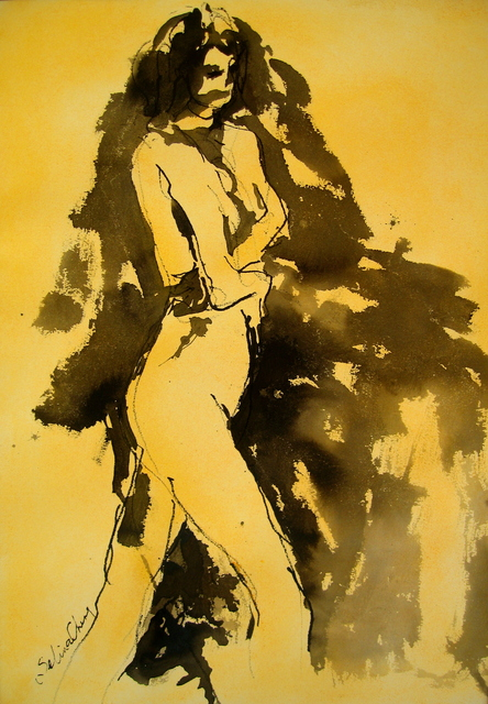 , 'Standing Nude,' ca. 2013, Gallery 4 West