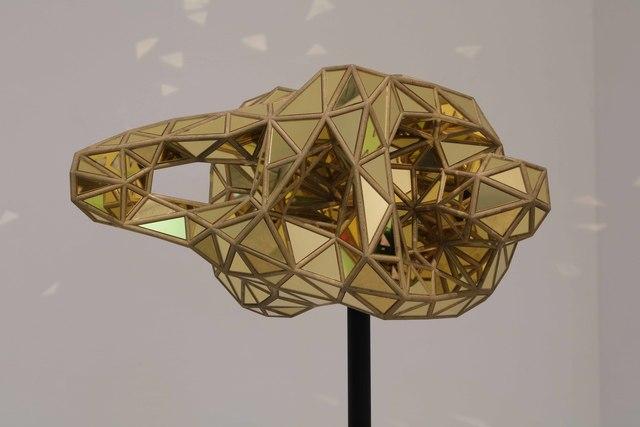 Okada Hiroko, 'Engaged Body: Mirror ball - body', 2019, Mizuma Art Gallery
