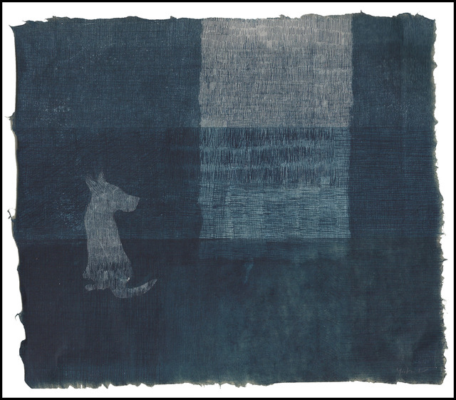 , 'Wabi Dog, Evening,' 2014, Verne Collection, Inc.