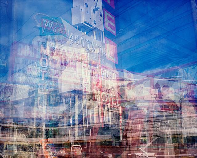 , 'Aurora, Seattle,' 2003, KLOMPCHING GALLERY