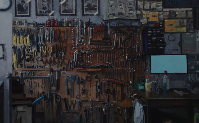 , 'Workshop,' , Cyril Gerber Fine Art/ Compass Gallery