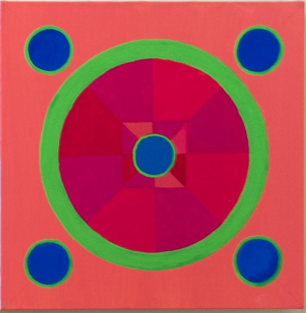 , 'io sono eterna gioia 10 - 8 ,' 2016-2017, Annette De Keyser Gallery