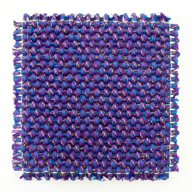, ''Composition in Blue and Purple',' 2018, Dominik Mersch Gallery
