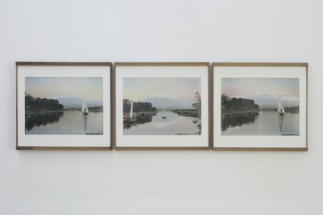 , 'Fuji from Tagonoura,' 2018, Vistamare/Vistamarestudio
